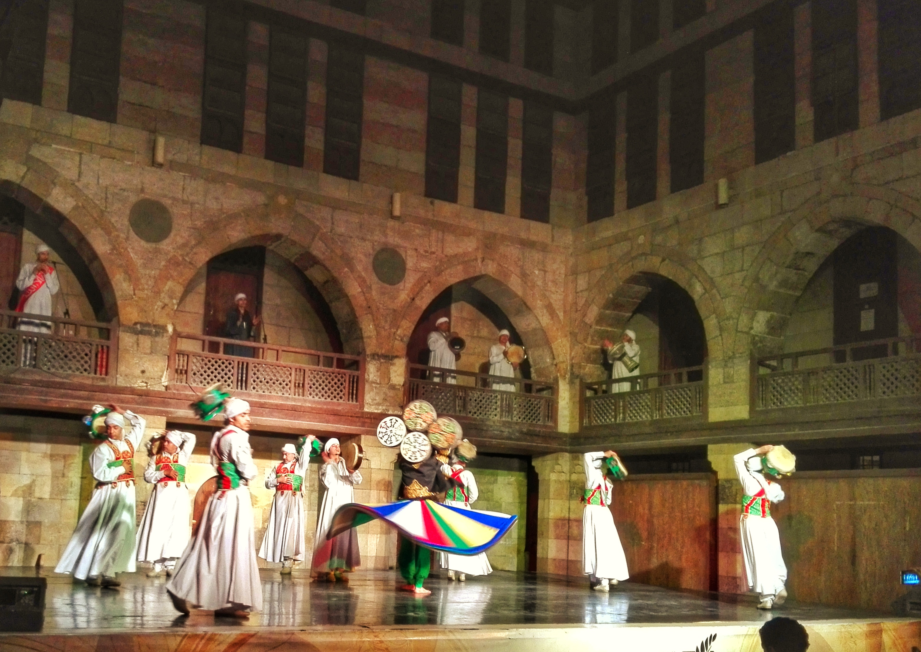 Sufi Dance Show - Old Cairo