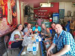 Local Cafe in Giza