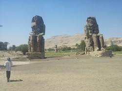 Memum Statues - Luxor