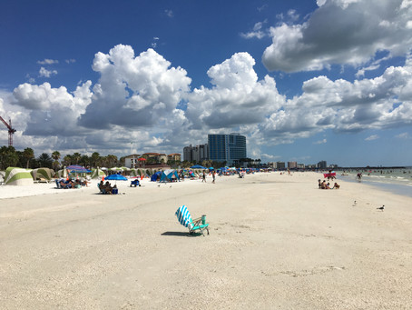 Finally a getaway- St Pete/Clearwater & Houston