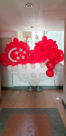 Balloons Sculpture