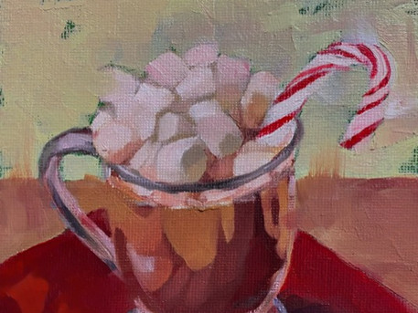 Mmm... Hot Chocolate