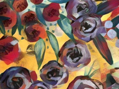Abstract Floral Explorations