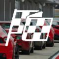 Заезды на гоночном треке Moscow Raceway на Nissan GTR