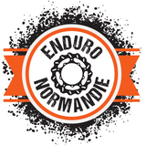 logo rond ENDURO NORMANDIE COPYRIGHT