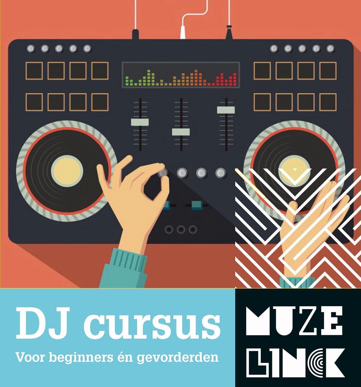 DJ Poster Muzelinck mei 2019