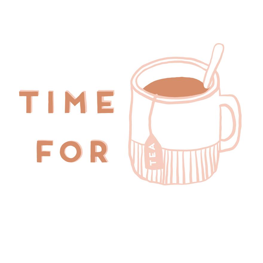Time for tea - crispin album art