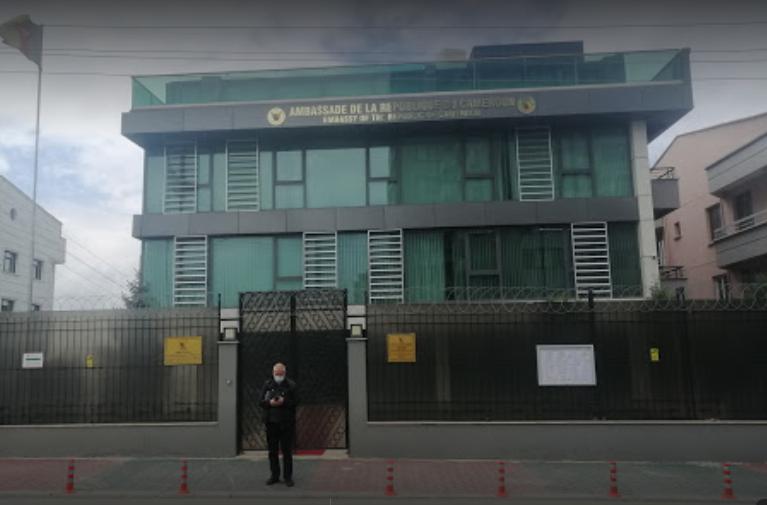 Kamerun Büyükelçiliği Ankara