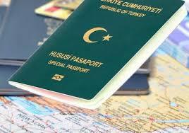 damgalı pasaport