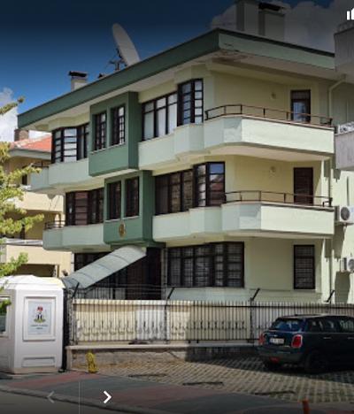 Nijerya Büyükelçiliği Ankara