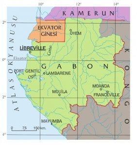 Gabon Büyükelçiliği Ankara