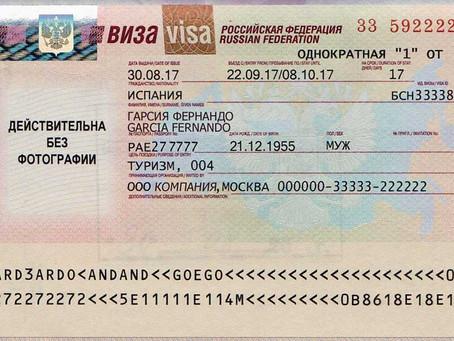 Rusya E-vize Yeniden Başlıyor