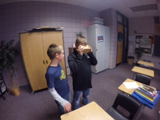 Virtual Field Trips with Google Cardboard