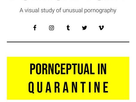 Gracias Pornceptual por la nota de prensa en Cuarentena.