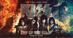 Kiss - End Of The Road 2019