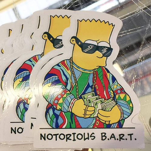 Notorious B.A.R.T.