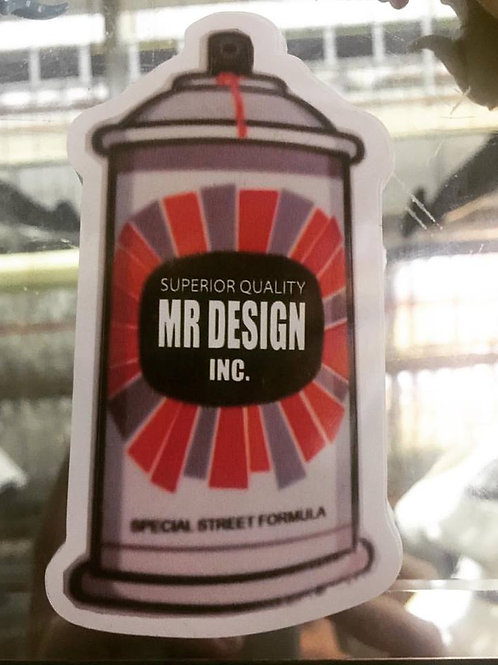 Mr Design Spray Can