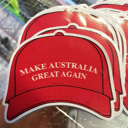 Make Australia Great Again