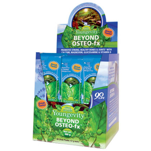 Beyond Osteo-fx Powder Stick Pack - 30 Count Box