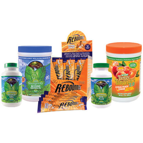 Healthy Body Athletic Pak™ 2.0