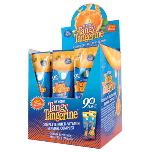 Beyond Tangy Tangerine® - 30ct Box