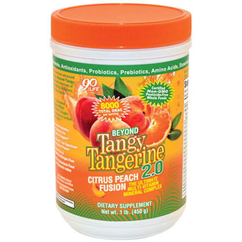 Beyond Tangy Tangerine (BTT) 2.0  - Peach Powder 1pk