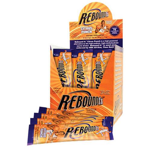 Rebound Fx™ Citrus Punch Powder - 30 Cnt Box