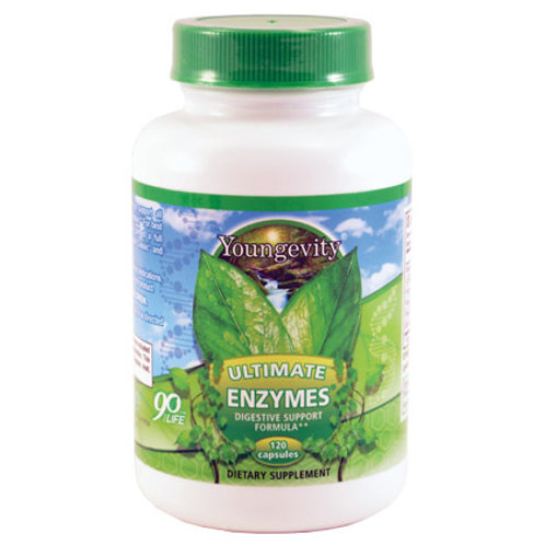 Ultimate™ Enzymes - 120 capsules