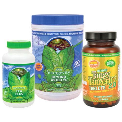 Healthy Start Pak 2.0 Tablets/Powder