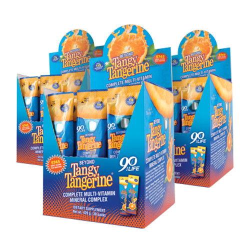 Beyond Tangy Tangerine® - 3 - 30ct Box