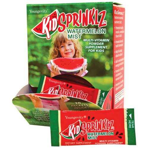 KidSprinklz Watermelon Mist - 30ct box
