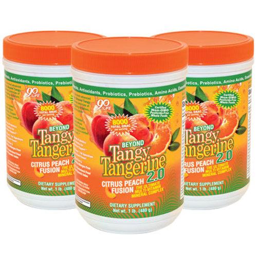 BTT 2.0  - Citrus Peach Fusion - 480g -3pk