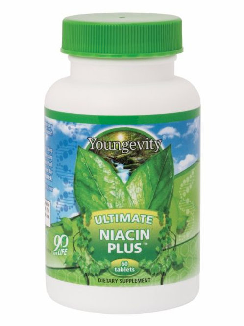 Ultimate Niacin Plus™