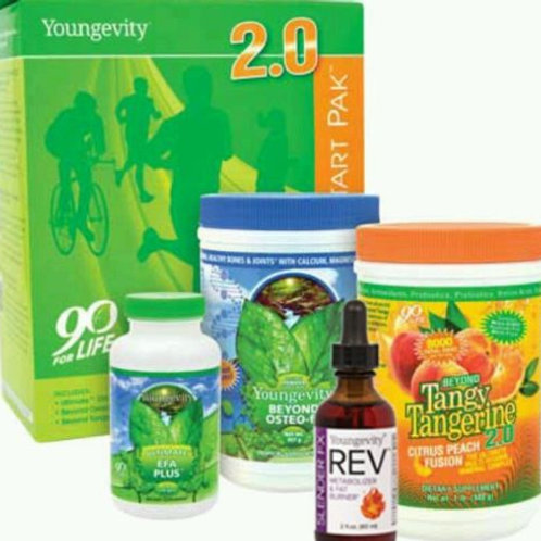 Healthy Body Weight Loss Pak™ 2.0