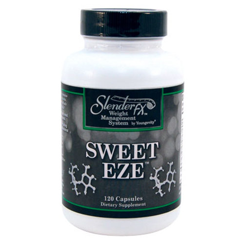 Slender FX Sweeteze - 120 capsules