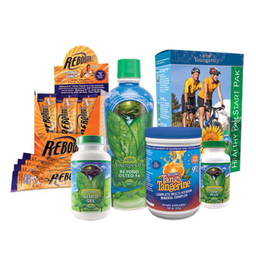 Healthy Athletic Pak™ - Original