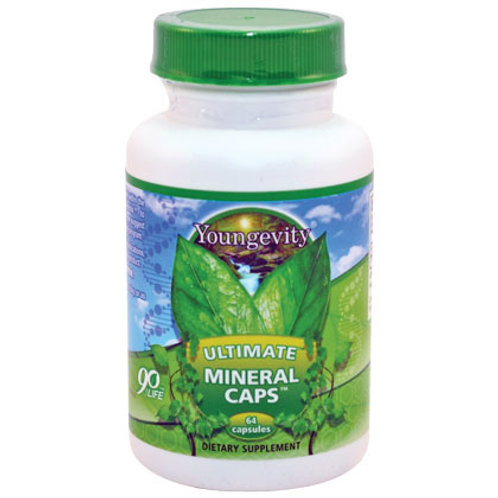Ultimate™ Mineral Caps™ - 64 capsules