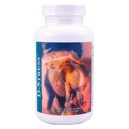 Supralife D-Stress™ - 120 capsules