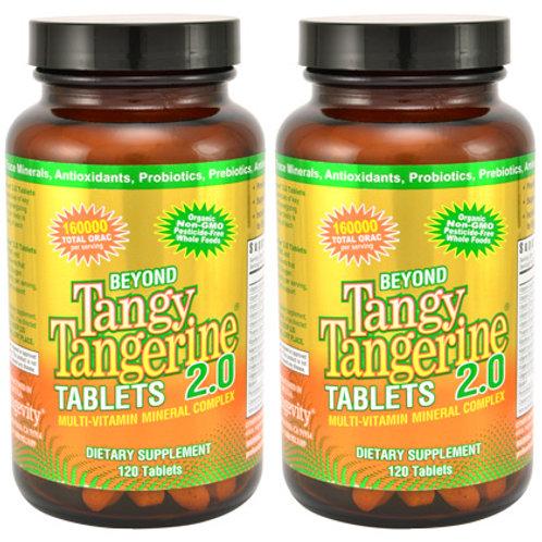 BTT 2.0 tablets - 120 tablets - 2-pk