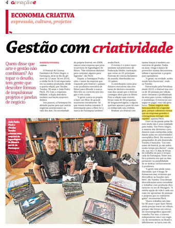 Jornal do Comércio - 04.08.2016
