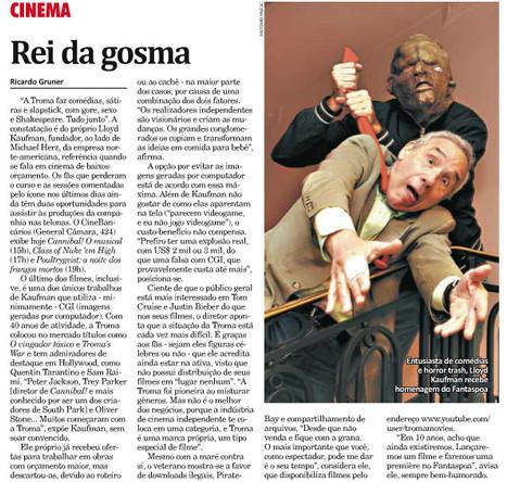 Jornal do Comércio - 13.05.2014