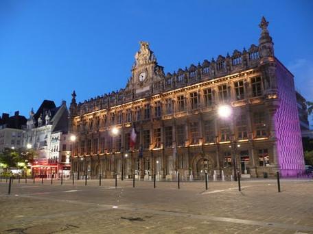 Valenciennes Hotel de Ville