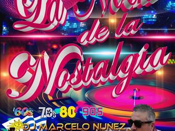 Décima Edición de la Noche de La Nostalgia