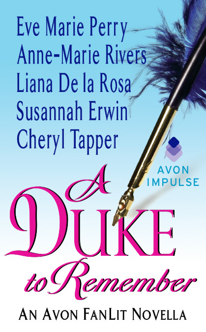 Cover Art: A Duke to Remember