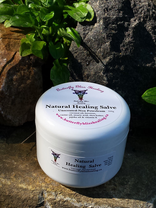 Natural Healing Salve 200g