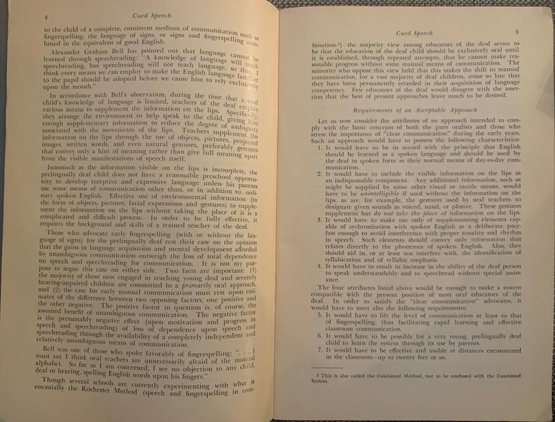 p.4-5 Original Article on Cued Speech