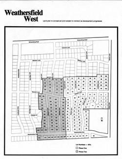 Weathersfield West Land Plan