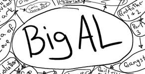 Come see 'Big Al' - Feb 22/23 ONLY!