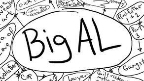 Come see 'Big Al' - Feb 22/23 ONLY!