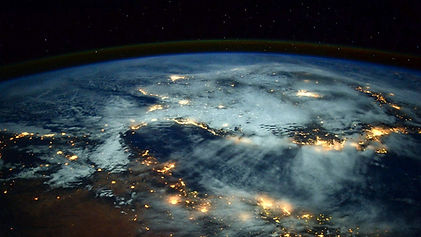 earth-at-night-from-space-iss-nasa-barry
